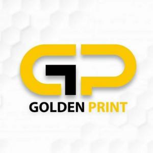 Golden Print