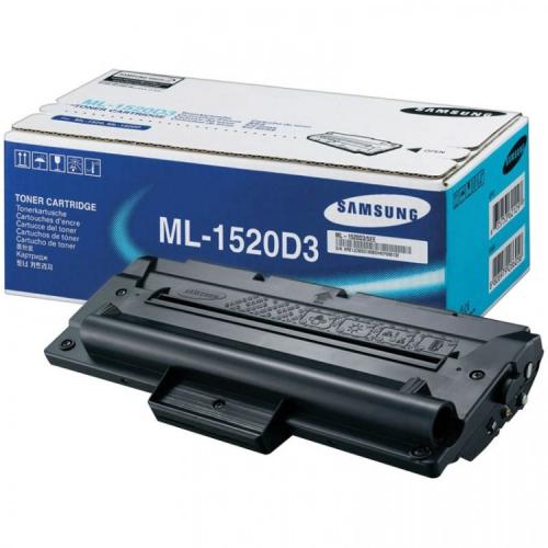 (Уценка)Тонер-картридж Samsung ML-1520D3/SEE - НТВ-1  для ML-1520/1520P  черный  (3 000 стр.)