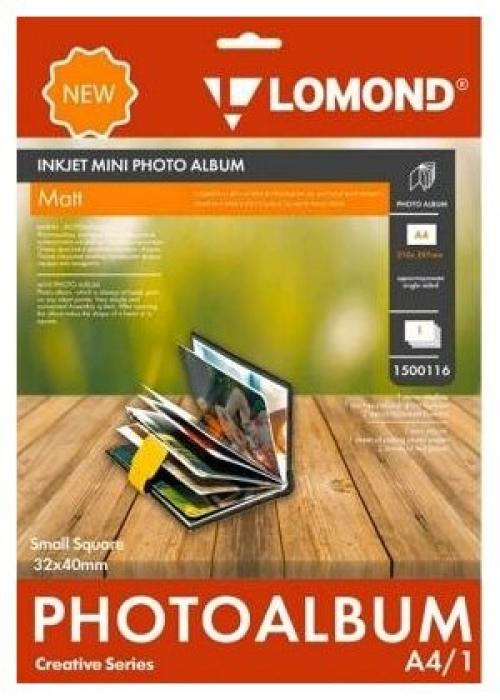 Мини Альбом Lomond большой квадрат