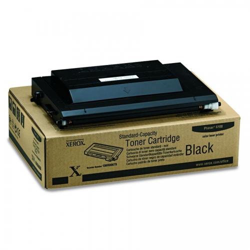 Оригинальный тонер-картридж Xerox 106R00679 (3000 стр., черный)