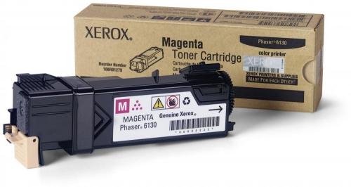 Оригинальный тонер-картридж Xerox 106R01283 (1900 стр., пурпурный)