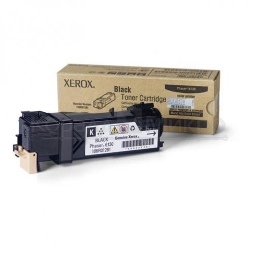 Оригинальный тонер-картридж Xerox 106R01285 (2500 стр., черный)