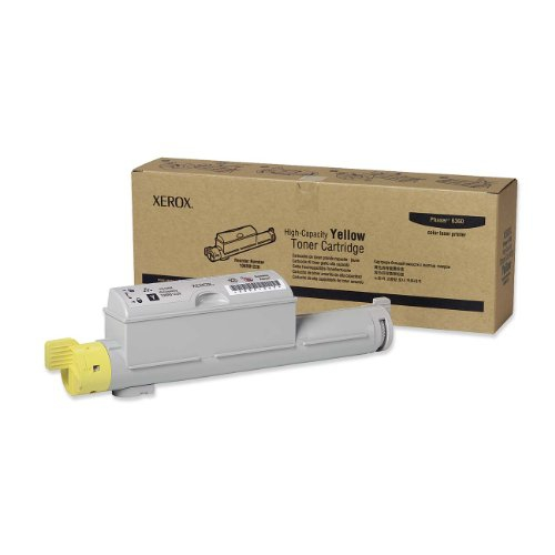 Оригинальный тонер-картридж Xerox 106R01303 (220 мл., желтый)