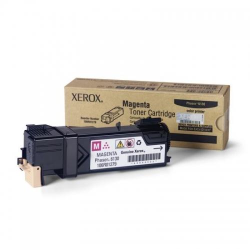 Оригинальный тонер-картридж Xerox 106R01457 (2500 стр., пурпурный)