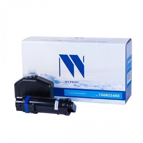 Картридж NVP совместимый NV-106R03488 Black для Xerox Phaser 6510/WorkCentre 6515 (5500 стр)