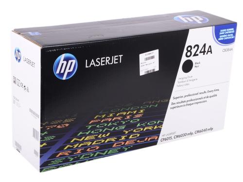 (Уценка)Фотобарабан HP CB384A - НТВ-1 для Color LaserJet CP6015, CM6030, CM6040  черный  (23 000 стр.)