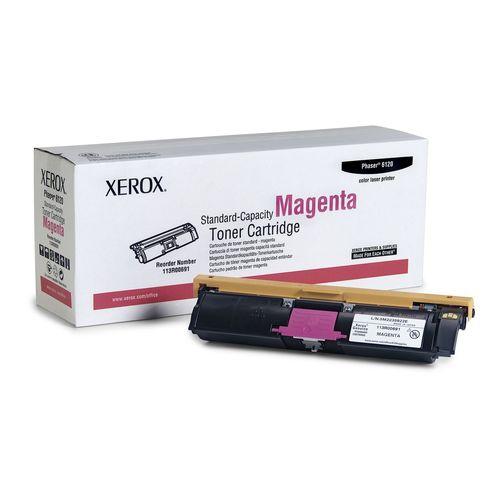 Оригинальный тонер-картридж Xerox 113R00691 (1500 стр., пурпурный)