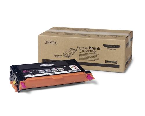 Оригинальный тонер-картридж Xerox 113R00724 (6000 стр., пурпурный)