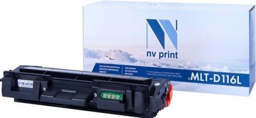 Картридж NVP совместимый NV-MLT-D116L для Samsung, (3000 стр)