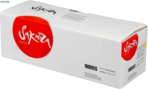 Картридж Sakura 106R01513 для Xerox Phaser 6700DN 6700, 6700N (Жёлтый, 5000 стр))