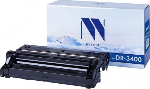 Барабан NV Print DR-3400 для принтеров Brother, 30000 страниц