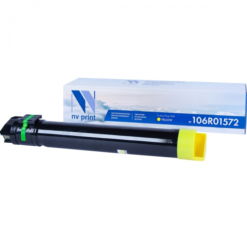 Картридж NVP совместимый NV-106R01572 Yellow для Xerox Phaser 7800 (17200 стр)