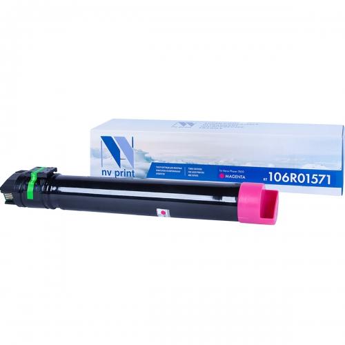 Картридж NVP совместимый NV-106R01571 Magenta для Xerox Phaser 7800 (17200 стр)
