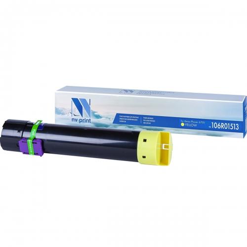 Картридж NVP совместимый NV-106R01513 Yellow для Xerox Phaser 6700 (5000 стр)