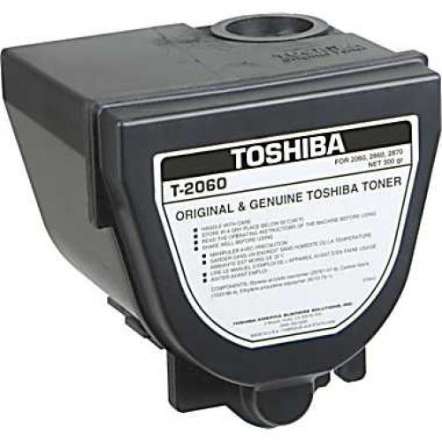 T-2060E Тонер TOSHIBA 2030/2060/2860/2870(O),  7500к,туба, 300г.
