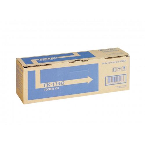 (Уценка)Тонер-картридж Kyocera TK-1140 - НТВ-1  для FS-1035MFP DP/M2035dn/M2535dn  черный  (7 200 стр.)
