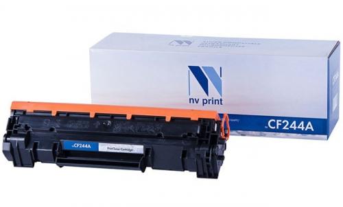 Картридж NV Print CF244A для HP, 1000 страниц