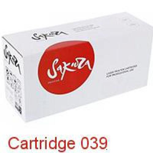 Картридж SAKURA CRG041 для Canon, 10 000 страниц, черный