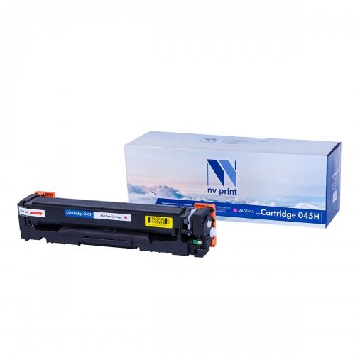 Картридж NVP совместимый NV-045H Magenta