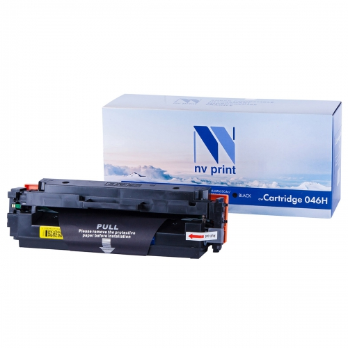 Картридж NVP совместимый NV-046H Black