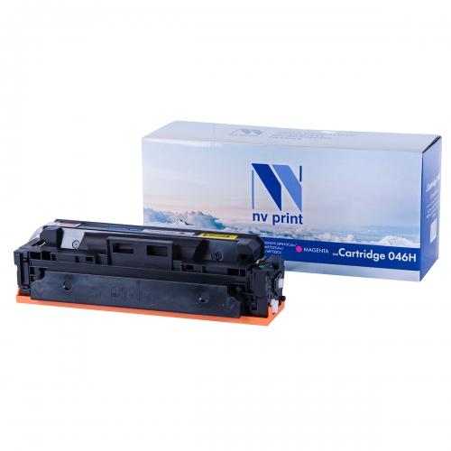 Картридж NVP совместимый NV-046H Magenta