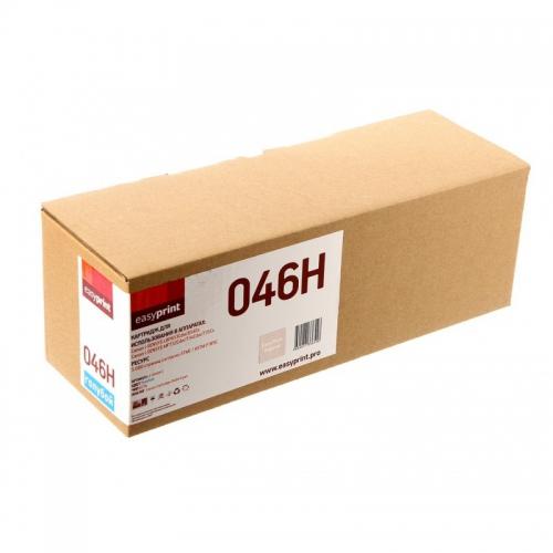 046H Картридж EasyPrint LC-046H Y для Canon i-SENSYS LBP653Cdw/654Cx/MF732Cdw/734Cdw/735Cx (5000 стр.) желтый, с чипом
