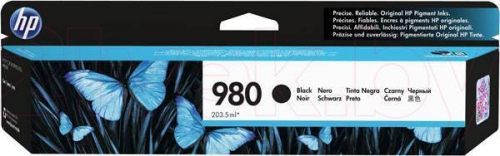 Картридж Hewlett-Packard HP 980 Black (Черный)