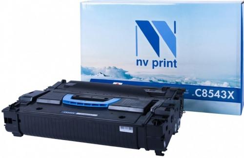 Картридж NV Print C8543X NEW для принтеров HP LaserJet 9000/ 9000dn/ 9000L mfp/ M9040/ 9040dn/ 9040n/ M9050/ 9050n/ 9050dn/ M9059, 30000 страниц