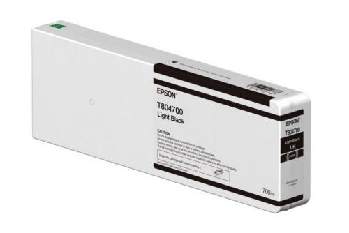 Картридж EPSON T8047 серый повышенной емкости для SC-P6000/P7000/P8000/P9000