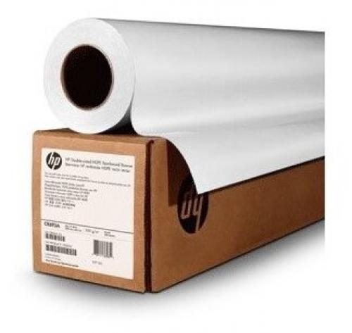 """Бумага HP с покрытием 1067 мм x 45,7 м 90г/м2 втулка 2"""" / 50,8мм"""