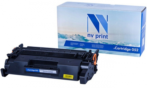 Картридж NV Print 052 для Canon, 3100 страниц