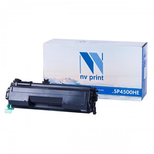 Картридж NVP совместимый NV-SP4500HE для Ricoh Aficio SP 4510DN/ 4510SF (12000 стр)