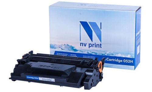 Картридж NV Print 052H для Canon, 9200 страниц