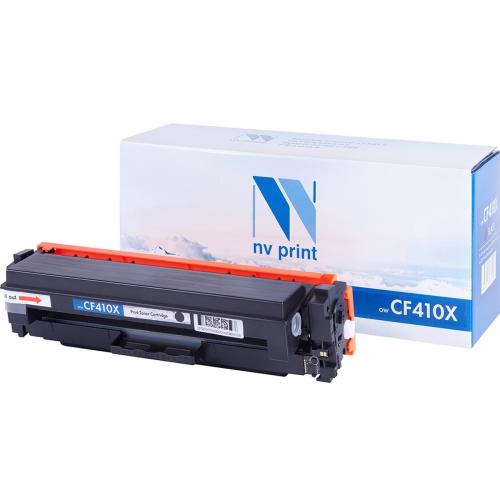 Картридж NVP совместимый NV-CF410X Black, 6500 стр