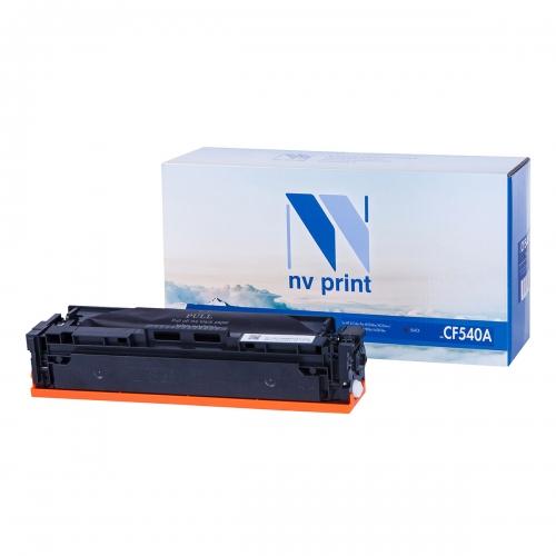 Картридж NVP совместимый NV-CF540A Black, 1400 стр