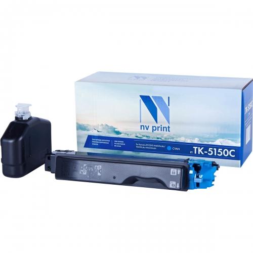 Картридж NVP совместимый NV-TK-5150 Cyan