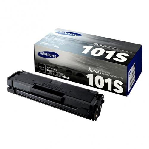 (Уценка)Картридж Samsung MLT-D101S/SEE - НТВ-1 для ML-2160/65/SCX-3400/05  черный  (1 500 стр.)