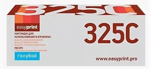 325C Картридж EasyPrint LB-325C для Brother HL-4140/4150/4570/DCP-9055/9270/MFC-9460/9465/9970  (3500 стр.) голубой