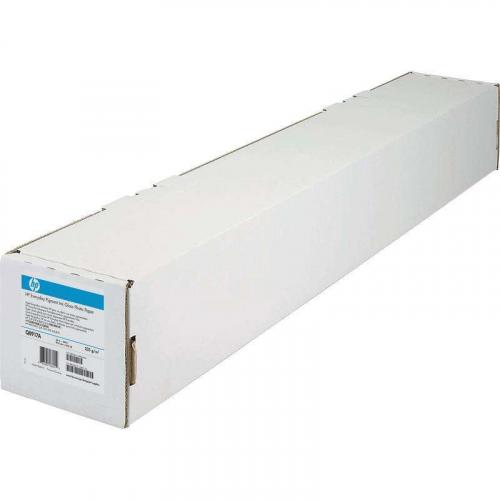Глянцевая фотобумага HP повседневного пользования для пигментных чернил – 610 мм x 30,5 м 235г/м2
