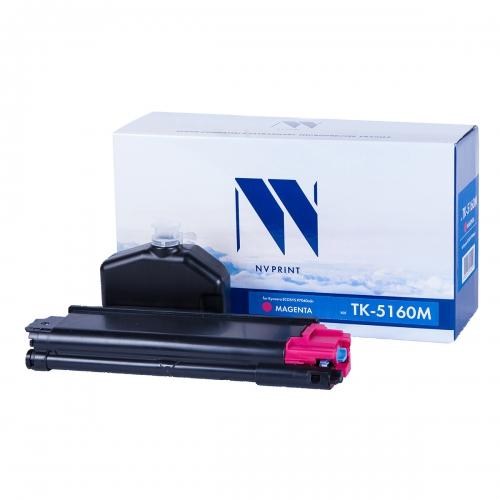 Картридж NVP совместимый NV-TK-5160 Magenta