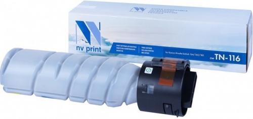 Картридж NV Print TN-116 для принтеров Konica Minolta 164/ 165/ 185, 9000 страниц