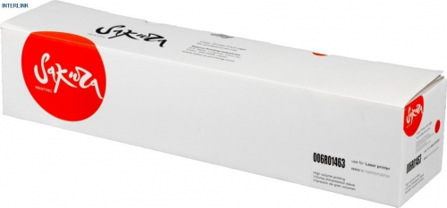 Картридж Sakura 006R01463 для Xerox WorkCentre 7120, 7125, 7225 (Пурпурный, 15000 стр)