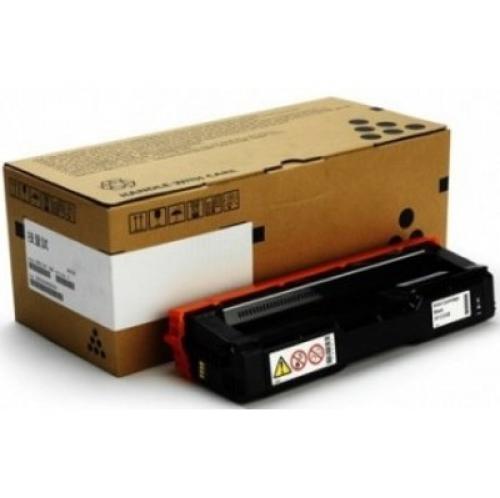 Оригинальный принт-картридж Ricoh тип SP C252HE (6500 стр., черный)