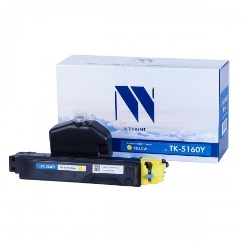 Картридж NVP совместимый NV-TK-5160 Yellow