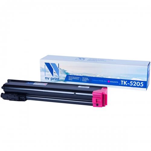 Картридж NVP совместимый NV-TK-5205 Magenta