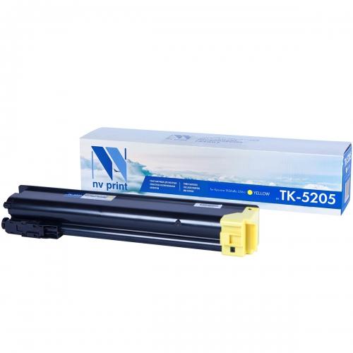 Картридж NVP совместимый NV-TK-5205 Yellow