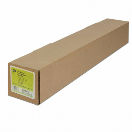 Натуральная калька HP   914 мм x 45,7 м   90г/м