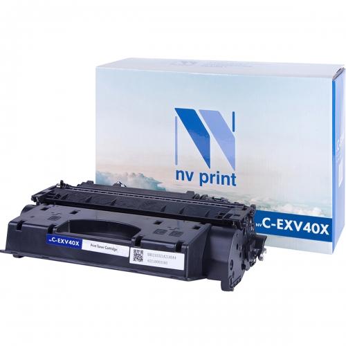 Картридж NVР совместимый NV-C-EXV40X