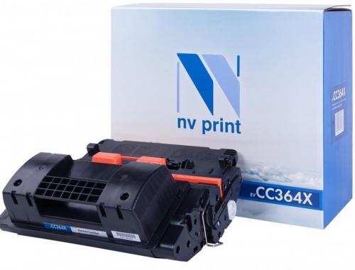Картридж NVP совместимый NV-CC364X/СE390Х для HP, 24000 стр