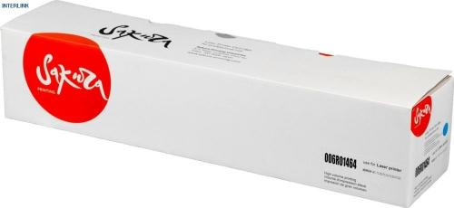 Картридж Sakura 006R01464 для Xerox WorkCentre 7120, 7125, 7225 (Синий, 15000 стр)